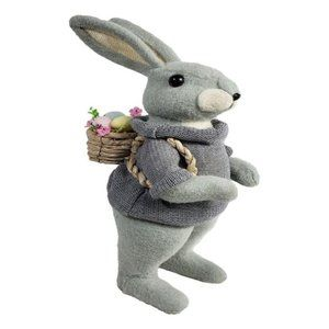 Rabbit with Basket Great for Easter